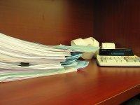 podatki, rachunki, papiery, dokumenty
