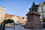 pomink fredry na wrocławskim rynku